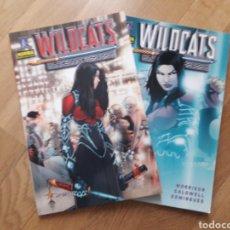 Cómics: WILDCATS - NÉMESIS. COLECCIÓN COMPLETA.. Lote 195427660