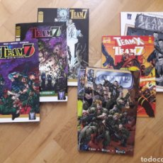 Cómics: TEAM 7. TOMOS DE WILDSTORM.. Lote 195428060