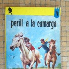 Cómics: LA PATRULLA DELS CASTORS PERILL A LA CAMARGA DE ANXANETA 1968. Lote 195432322