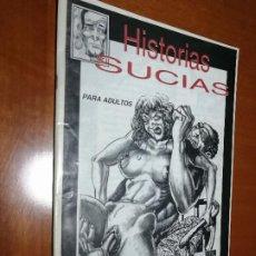 Cómics: HISTORIAS SUCIAS. EL BUTE. YARAVÍ EDICIONES. GRAPA. BUEN ESTADO. PARA ADULTOS. RARÍSIMO. Lote 195433272