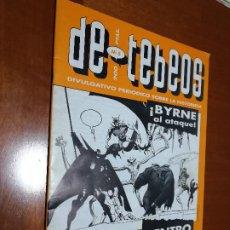 Cómics: DE TEBEOS 5. GRAPA. REVISTA DIVULGATIVA. ALMERIA. BUEN ESTADO DIFICIL. Lote 195434170