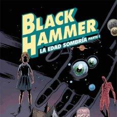 Cómics: BLACK HAMMER 3 : LA EDAD SOMBRIA 1 - ASTIBERRI TAPA DURA / JEFF LEMIRE. Lote 195448135