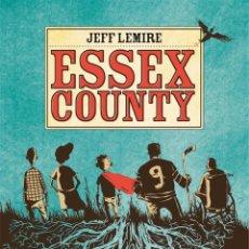 Cómics: ESSEX COUNTY INTEGRAL - ASTIBERRI TAPA DURA / JEFF LEMIRE. Lote 195448248