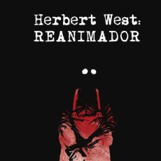 Cómics: HERBERT WEST : REANIMADOR - DIABOLO TAPA DURA / ADAPTACIÓN DE HP LOVECRAFT. Lote 195448353