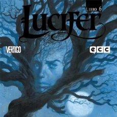 Cómics: LUCIFER EDICIÓN DE LUJO NÚM 6. Lote 195463431