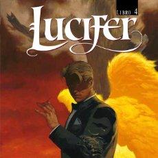 Cómics: LUCIFER EDICIÓN DE LUJO NÚM 4. Lote 195463446