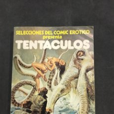 Cómics: TENTÁCULOS CÓMICS DE 1977. Lote 195468431