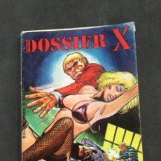 Cómics: DOSSIER X CÓMICS EXTRA NÚMERO 1 DE 1983. Lote 195470370