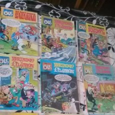Cómics: MORTADELO Y FILEMÓN, OLE ZIPI ZAPE. Lote 195479518