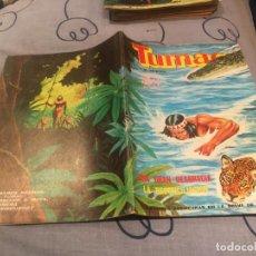 Cómics: TUMAC - Nº 18- UNA GRAN DESGRACIA-ÚLTIMO COLECCIÓN-1980. Lote 195497076