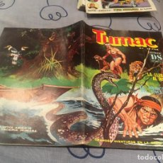 Cómics: TUMAC. Nº 11 LA LLEGADA AL HOGAR - EDICIONES DALMAU SOCIAS 1979. Lote 195497593