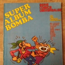 Cómics: SUPER ALBUM BOMBA N°8. Lote 195499155