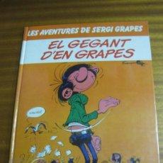 Cómics: EL GEGANT D'EN GRAPES. LES AVENTURES DE SERGI GRAPES Nº 5. EDICIONES JUNIOR 1990. Lote 195510802