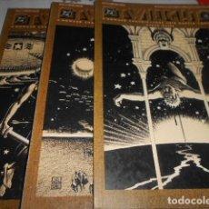 Cómics: TWILIGHT OBRA COMPLETA EN 3 NUMEROS - EDICIONES ZINCO - . Lote 195548328