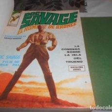 Cómics: DOC SAVAGE EL HOMBRE DE BRONCE COMPLETA EN 9 NUMEROS - VERTICE. Lote 195548670