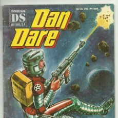 Cómics: DAN DARE NÚMERO 14 - COMICS DS. Lote 195548858