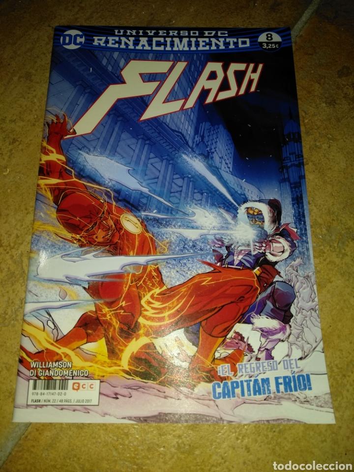 FLASH 8 (Tebeos y Comics - Comics otras Editoriales Actuales)