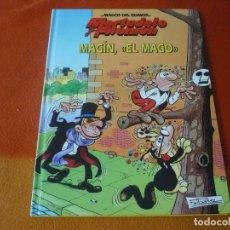 Cómics: MORTADELO Y FILEMON MAGIN EL MAGO ¡MUY BUEN ESTADO! TAPA DURA CIRCULO DE LECTORES MAGOS DEL HUMOR. Lote 195639450