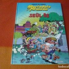 Cómics: MORTADELO Y FILEMON SEUL 88 ¡MUY BUEN ESTADO! TAPA DURA CIRCULO DE LECTORES MAGOS DEL HUMOR. Lote 195639568