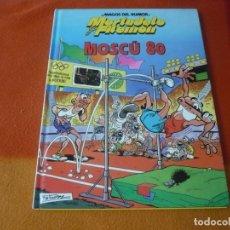 Cómics: MORTADELO Y FILEMON MOSCU 80 ¡MUY BUEN ESTADO! TAPA DURA CIRCULO DE LECTORES MAGOS DEL HUMOR. Lote 195639626