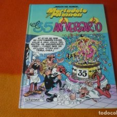 Cómics: MORTADELO Y FILEMON EL 35 ANIVERSARIO ¡MUY BUEN ESTADO! TAPA DURA CIRCULO DE LECTORES MAGOS DE HUMOR. Lote 195639701