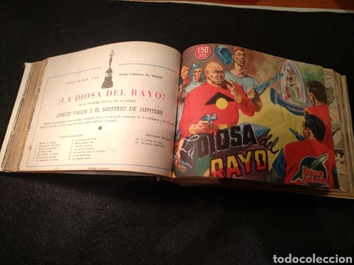 Cómics: Diego valor colección completa 44 números. edicolor 1957 - Foto 3 - 195642947