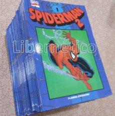 Comics: SPIDERMAN 2. SERIE AZUL COMPLETA 40 TOMOS. Lote 195899470