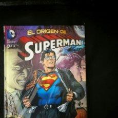 Cómics: EL ORIGEN DE SUPERMAN. Lote 195917623