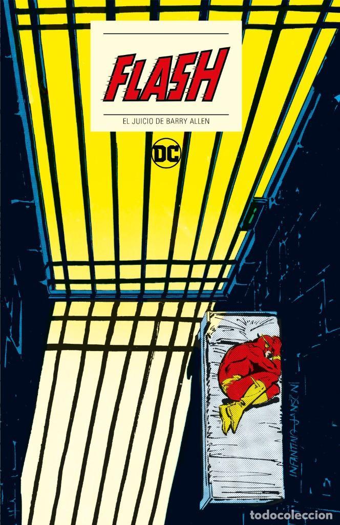FLASH : EL JUICIO DE BARRY ALLEN - ECC / DC TAPA DURA (Tebeos y Comics - Comics otras Editoriales Actuales)