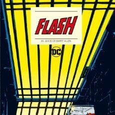 Cómics: FLASH : EL JUICIO DE BARRY ALLEN - ECC / DC TAPA DURA. Lote 196373141