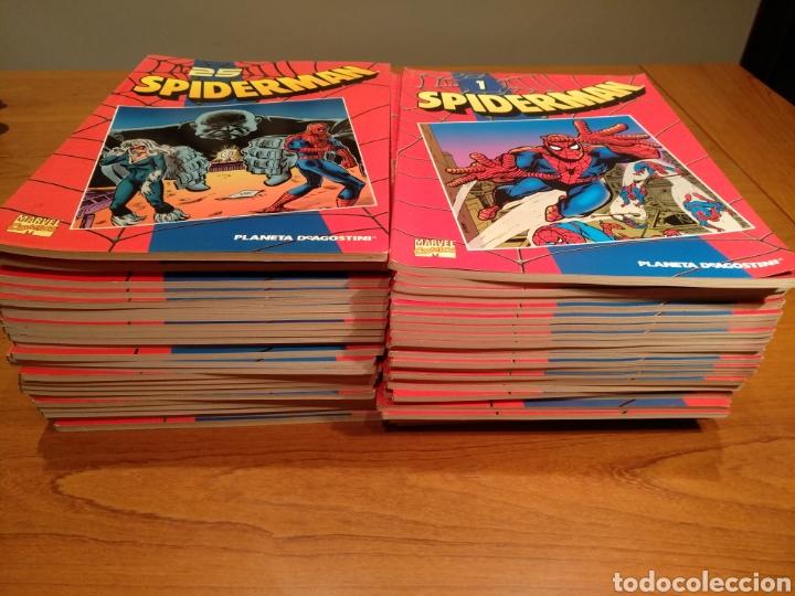 Cómics: Spiderman colección completa 50 números. Planeta, Marvel comics - Foto 2 - 196385073