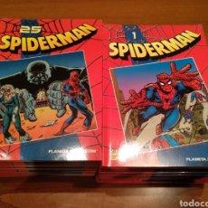 Cómics: SPIDERMAN COLECCIÓN COMPLETA 50 NÚMEROS. PLANETA, MARVEL COMICS. Lote 196385073