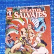 Cómics: VENDO CÓMIC (RELATOS SALVAJES), BÁRBAROS FIN DE MILENIO, (VER MAS FOTOS).. Lote 196549071