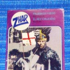 Cómics: VENDO CÓMIC PRUEBA DE FUEGO - EL REY CRUZADO), EDITORIAL ZHAR, (VER MAS FOTOS).. Lote 196549393