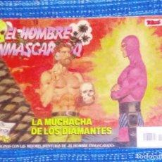 Cómics: VENDO CÓMIC (EL HOMBRE ENMASCARADO - LA MUCHACHA DE LOS DIAMANTES), Nº 18 (VER MAS FOTOS).. Lote 196550816