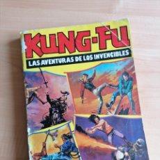 Cómics: KUNG-FU- EDICIONES AMAIKA,S.A. -1979 SELECCIONES ILUSTRADAS- TOMO II - 8 TÍTULOS. Lote 196598106