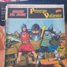 Cómics: PRINCIPE VALIENTE ATAQUE INESPERADO. Lote 196636915