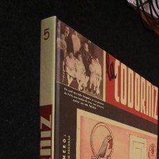 Cómics: LA CODORNIZ - EDICIÓN FACSÍMIL - TOMO 5 (COMPRENDE LOS NÚMEROS DEL 47 AL 55) ''PRECINTADO''. Lote 196641580