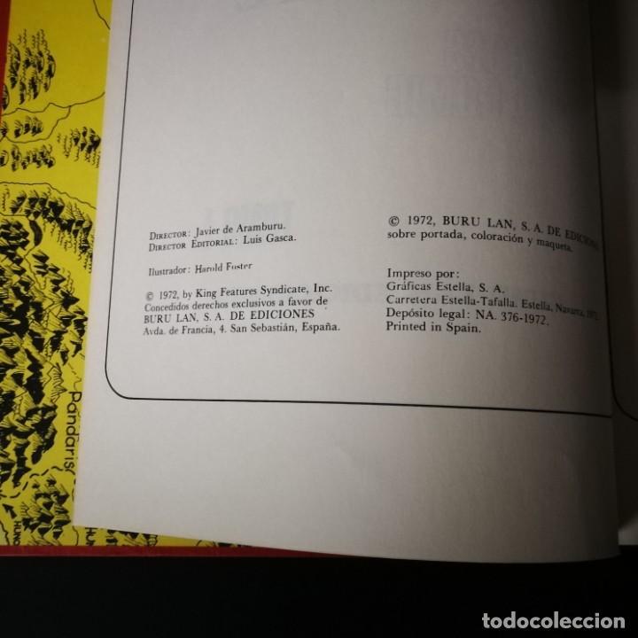 Cómics: Lote Principe Valiente 4 Tomos Buru-Lan burulan Del N° 1 al 4 - OFERTA - Foto 3 - 196751355