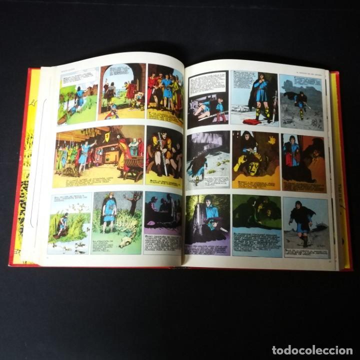 Cómics: Lote Principe Valiente 4 Tomos Buru-Lan burulan Del N° 1 al 4 - OFERTA - Foto 4 - 196751355