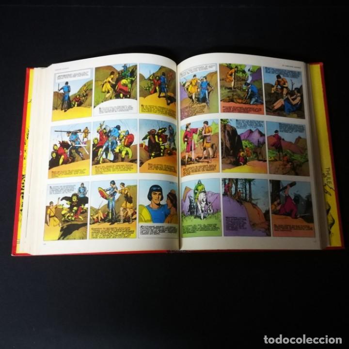 Cómics: Lote Principe Valiente 4 Tomos Buru-Lan burulan Del N° 1 al 4 - OFERTA - Foto 5 - 196751355