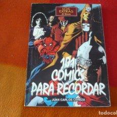Cómics: 101 COMICS PARA RECORDAR ( JUAN CARLOS CEREZA ) LOS EXTRAS EL BOLETIN. Lote 196827890