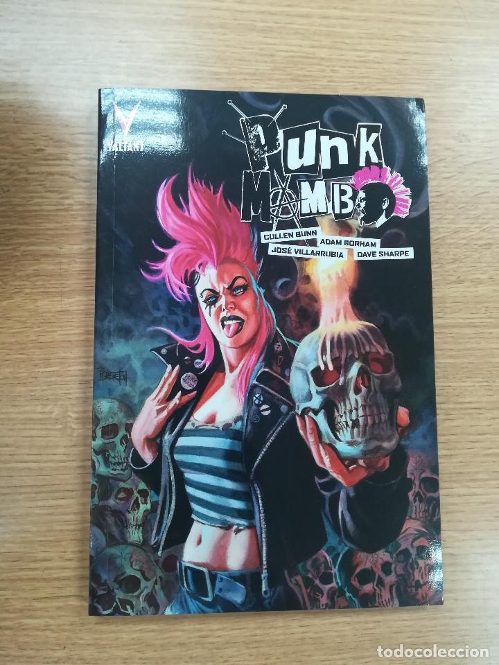 PUNK MAMBO (MEDUSA) (Tebeos y Comics - Comics otras Editoriales Actuales)