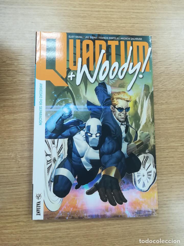 QUANTUM WOODY #2 ANSIEDAD POR SEPARACION (MEDUSA) (Tebeos y Comics - Comics otras Editoriales Actuales)
