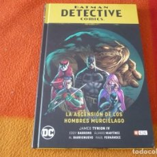 Cómics: BATMAN LA ASCENSION DE LOS HOMBRES MURCIELAGO ( TYNION ) ¡MUY BUEN ESTADO! TAPA DURA DC ECC INTEGRAL. Lote 196986621
