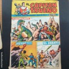 Cómics: CAPITAN TRUENO 214. Lote 197042792