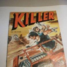 Cómics: KILLER Nº 5. COMICS DS.1981 EDICIONES DALMAU (BUEN ESTADO). Lote 197056636