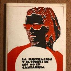 Cómics: LA ILUSTRACIÓN Y EL CÓMICS DE LOS 80 EN CANTABRIA.(SANTANDER, 1983). HISTÓRICO FANZINE ORIGINAL. Lote 197057092