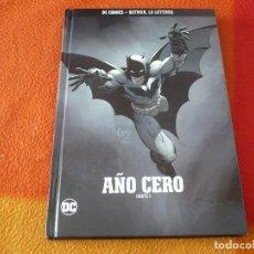 Cómics: BATMAN AÑO CERO PARTE 1 ¡MUY BUEN ESTADO! TAPA DURA DC ECC SALVAT LA LEYENDA. Lote 197162765