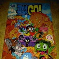 Cómics: TEEN TITANS GO! 1. Lote 197207937